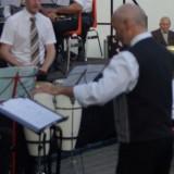 Perkussion im Einsatz